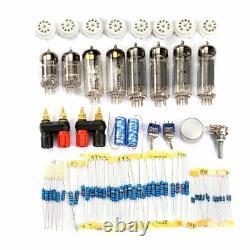 13W2 6P14/EL84 Push-pull HiFi Class AB Stereo Tube Integrated Amplifier DIY KIT