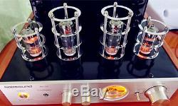 220V Hi-end Tube 25W+25W Integrated Amplifier Power Stereo Hybrid Hifi Tube Amp