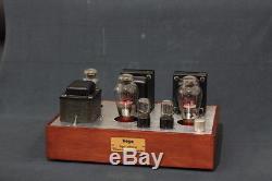 300B+6N8P Single-ended Vacuum Tube Integrated Amplifier Retro HiFi Stereo Amp