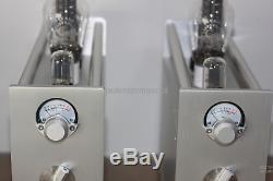 300B Monoblock Vacuum Tube Integrated Amplifiers Class A HiFi Power Amp