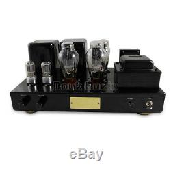 300B Vacuum Tube Power Amplifier Stereo Class A Single-Ended HiFi Integrated Amp