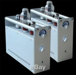 A80 300B Monoblock Vacuum Tube Integrated Amplifiers Class A HiFi Power Amp