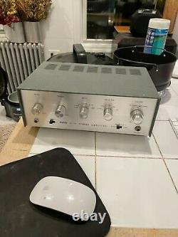 AMD 36-110 Stereo Integrated Tube Amplifier Single Ended