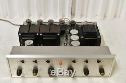 AUDIOPHILE H. H. SCOTT LK-72-B Tube Stereo Laboratory Amplifier