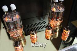 AUDIOROMY FU29 x 2 Vacuum Tube Integrated Amplifier intégré Amplificateur