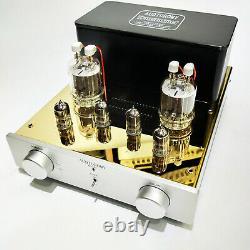 AUDIOROMY Hi-end Tube Integrated Amplifier FU29 x 2 Vacuum Valve Tube 110v-240v