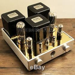 AUDIOROMY M-838 845 x2 POINT to POINT Vacuum Tube Hi-end Integrated Amplifier CA