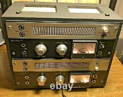 Akai stereo single end tube Amps EL84 good for Jazz, Vocal beautiful