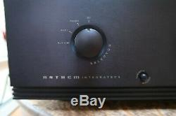 Anthem Integrated 1 Tube Integrated Amp Made in Canada Sonic Frontiers EL84