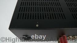 AudioNote L4 EL34i Vacuum Tube Integrated Amplifier Mundorf Double C-Core