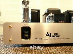 Audio Institute Pure Tube Integrated Pre-Amp/Amp VR-110 40 WPC