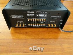 Audio Research CA50 Stereo KT88/6550 Tube Integrated Amplifier with Remote