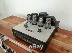 Audio Research VSi60 Integrated tube amplifier withoriginal box, remote, packaging