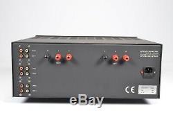 Audiomat Arpege Vacuum Tube Integrated Amplifier EL34 Audiophile