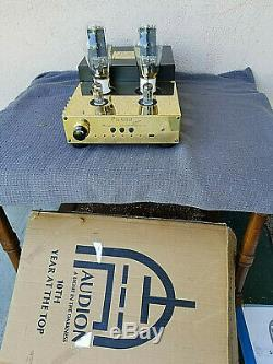 Audion Silver Night 300b Mk1 Intergrated Single Ended Tube