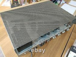 BOGEN AP-30 A82 1963 TUBE integrated amplifier, perfect conditions + serviced