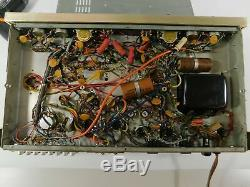 Bell Sound 2440 Vintage 12AX7 7189 Tube Integrated Amplifier (untested/original)