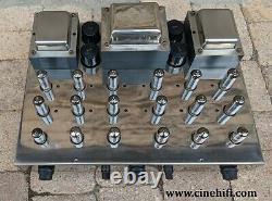 Bill Beard BB 100. Stereo tube integrated amplifier