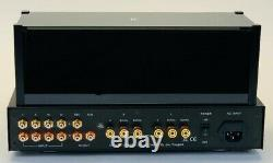 Black Ice Audio F22 50wpc integrated tube amplifier, NEW by dealer (JOLIDA)