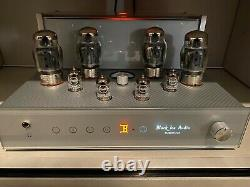 Black Ice Audio Fusion F22 Integrated Stereo Tube Amplifier