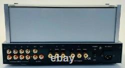 Black Ice Audio / Jolida F11 EL84 integrated tube amplifier