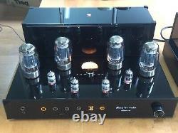 Black Ice Audio / Jolida F35 Integrated tube amplifier