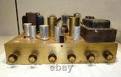 Bogen DB20 tube integrated amplifier