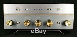 Bogen DB230 retro 1959 tube STEREO amplifier preamp restored ready to play