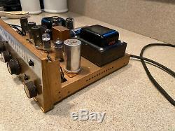 Bogen DB-130 MONO Tube Integrated Amplifier HIFI Telefunken Original Nice