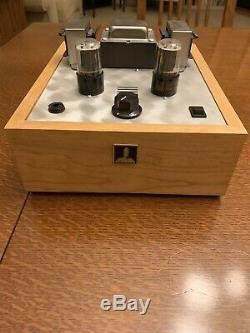 Bottlehead SET Tube Integrated Amplifier S. E. X 2.1 Headphone Speakers