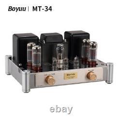 Boyuu MT-34 HIFI PSVANE EL34 Push-Pull Vacuum Integrated Audio Tube Amplifier