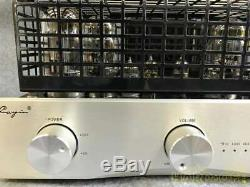 CAYIN A-55T Tube Integrated Amplifier AC100V Working Properly F/S d328