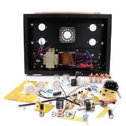 CZH Brand New Class A Single End Integrated EL34 Tube Amplifier Kits DIY 1set