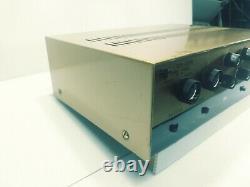Calrad SA-30B Integrated Tube Amp Working But Needs Restoration