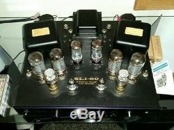 Carey audio SLi 80 tube integrated amplifier