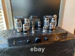 Cary Audio SLI 80 Signature Integrated Amplifier Tube Amp in box plus extra's