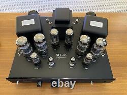Cary Audio SLI-80 Signature Tube Integrated amplifier Box Remote Cord