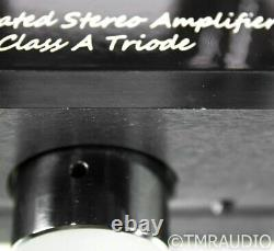 Cary Audio Xciter Stereo Integrated Tube Amplifier Remote Upgraded New Tubes