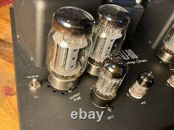 Cary ILS 80 HS tube integrated amplifier