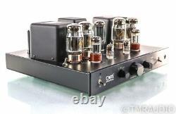 Cary SLI-80 Signature Stereo Tube Integrated Amplifier Black SLI80 New Tubes