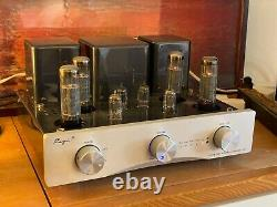 Cayin A-50T EL34 Tube Integrated Amplifier