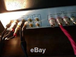 Cayin tube amplifier A88T45 watt stereo integrated amplifier