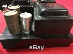 Classic Vintage LSi Bogen MO-200A 200 WATT Tube Amplifier uses 8417 & 7247 Tube
