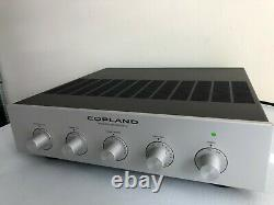 Copland CSA-14 Integrated Amplifier Audiophile Hybrid Valve Mosfet Phono Tube