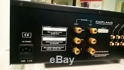 Copland Cta-402 Hi-end Integrated Valve Tube Amplifier With Phono & Remote Mint