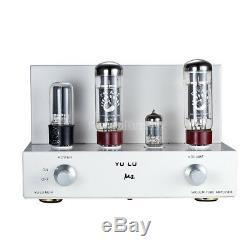 Douk Audio Mini EL34 Valve Tube Integrated Amplifier HiFi Class A Power Amp 8W×2