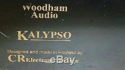 Drop-dead Gorgeous Cr Kalypso Tube Integrated Amplifier El84 Made In The Uk
