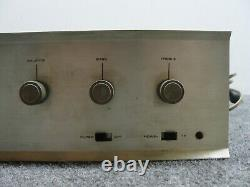 Dynaco SCA-35 Stereo Tube Integrated Amplifier