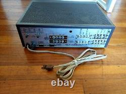 Dynaco SCA-35 Stereo Tube Integrated Amplifier, Box, Manual, Tubes Works