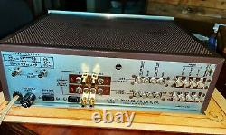 Dynaco SCA-35 Tube integrated Amplifier
